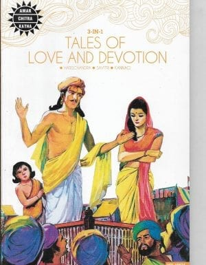 TALES OF LOVE AND DEVOTION- 3 IN 1