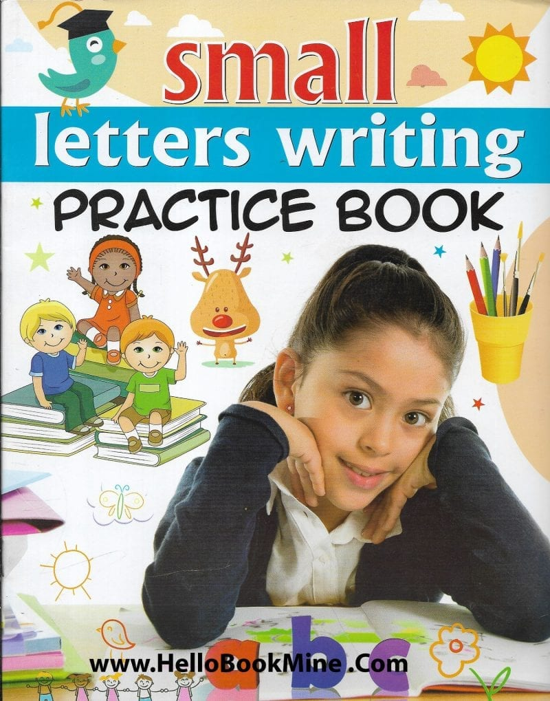 Small Letters Writing Book- Practice Book